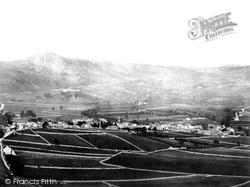 And Mam Tor c.1864, Castleton
