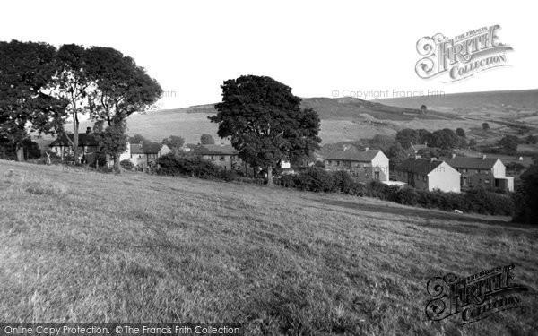 Photo of Castleton, c.1955