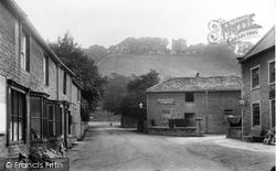 Church Street 1909, Castleton