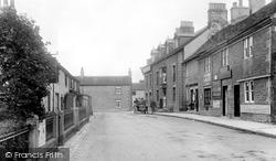 Cross Street 1909, Castleton