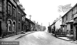 Cross Street 1919, Castleton