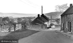Castleton, Danby Gated House c.1955
