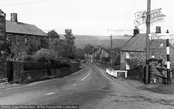 Photo of Castleton, Danby Road c.1955