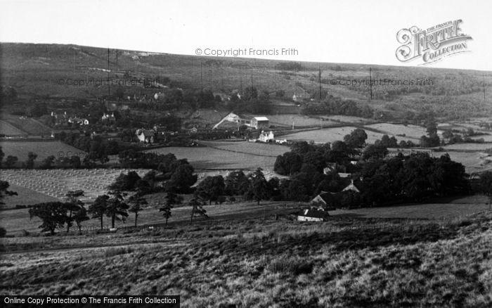 Photo of Castleton, Esk Valley c.1955