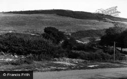Castleton, General View c.1955