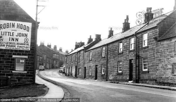 Photo of Castleton, Main Street c.1955