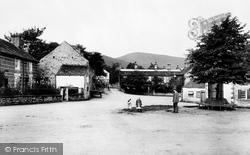 Market Place 1909, Castleton