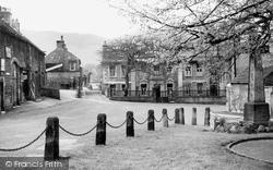 Market Place c.1955, Castleton