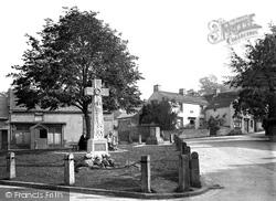 Memorial Cross 1919, Castleton