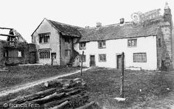 Old Hall c.1864, Castleton