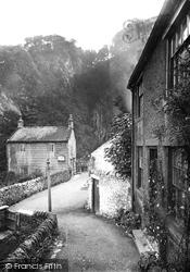 Peak Cavern 1919, Castleton