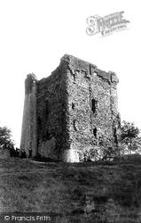 Peverill Castle 1896, Castleton