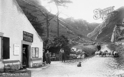 Speedwell Cavern 1909, Castleton