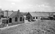 Castleton, St Gabriel's Church and School 1951