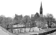 Castleton, St Martin's Parish Church 1951