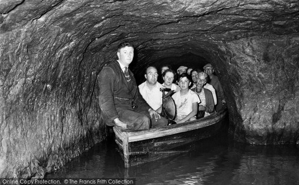 Photo of Castleton, The Boat At Halfway House, Speedwell Cavern c.1960