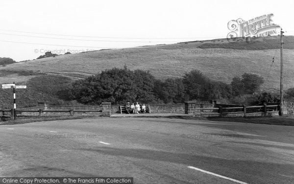 Castleton, the Howe c1955
