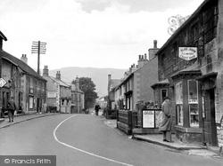 The Village c.1955, Castleton