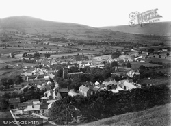 View From The Castle 1919, Castleton