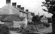 Castor, Allotment Lane c1955