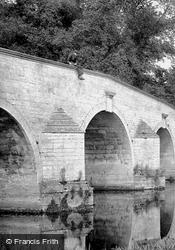 Fishing From Milton Ferry Bridge 1919, Castor