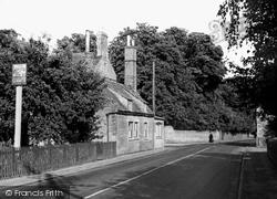 Castor, Main Road c.1955