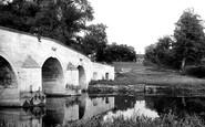Castor, Milton Ferry Bridge 1919