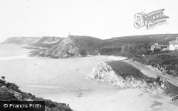 Caswell Bay, 1893