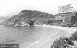 Caswell Bay, 1937
