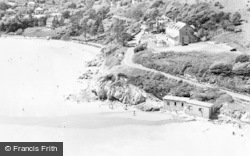 Caswell Bay, c.1960