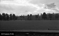 Caterham, Barracks, The Cricket Field 1951