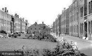 Caterham, Barracks, the Gardens 1951