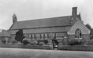 Caterham, Barracks, The Garrison Church 1951