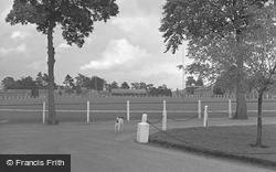 Barracks, The Sports Ground 1951, Caterham
