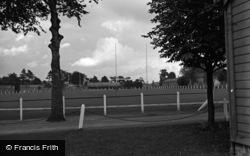 Caterham, Barracks, The Sports Ground 1951