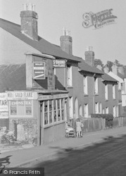 Caterham, Chaldon Road, The Handy Stores 1948