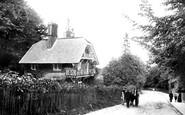 Caterham, Church Hill 1903
