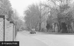 Caterham, Church Hill 1957