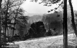 Caterham, Church Hill View 1957