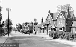 Coulsdon Road 1951, Caterham