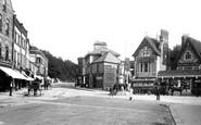 Caterham, Croydon Road 1894