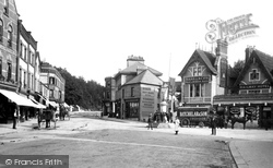 Croydon Road 1894, Caterham