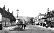 Caterham, Croydon Road 1903