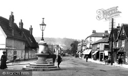 Croydon Road 1903, Caterham