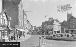 Caterham, Croydon Road 1948