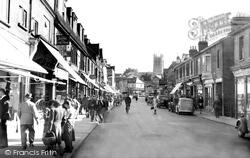 Caterham, Croydon Road 1948