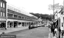 Croydon Road c.1965, Caterham