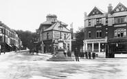Caterham, Godstone Road 1903