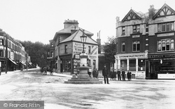 Caterham, Godstone Road 1903