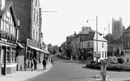 Caterham, Godstone Road 1948